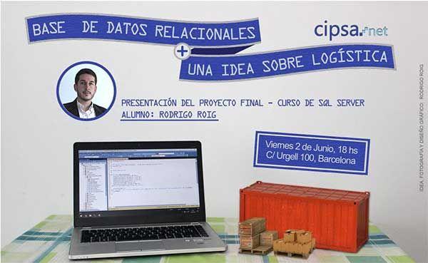 Presentación Proyecto Loader Container 2 de Junio 2017 en Barcelona