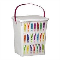 Koopman Easi Pegs Storage Box 5 Litre