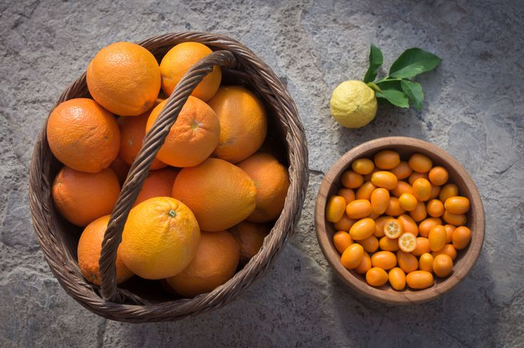 Citrus love - citrus fruit season on Crete and all the ways to use them