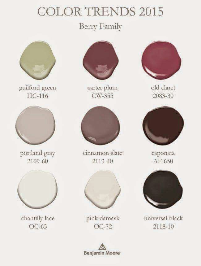 Portland Gray Color Family : The best images about paint colours on pinterest