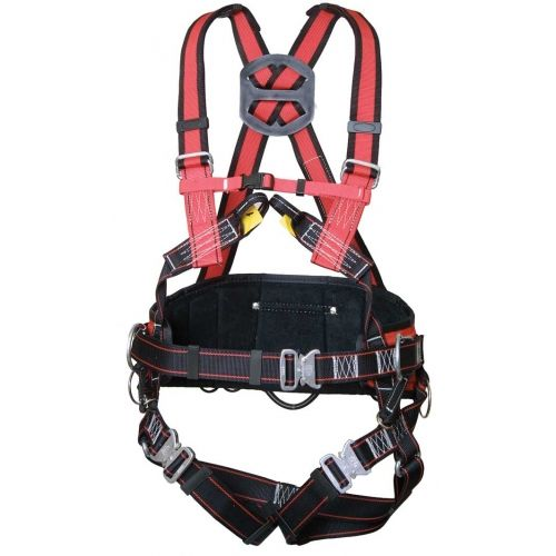 Technical, Multi-Purpose Full Safety Harness