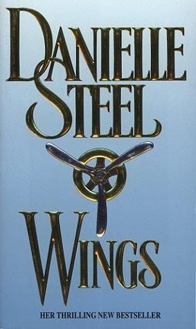 WINGS by Danielle Steel, my next read