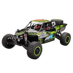 Menmax Racing BLITZ X1 MR809100 1/8 2.4G 4WD RTR Brushless Desert Buggy