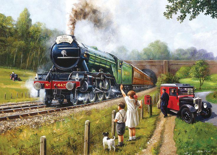 Открытки железная дорога, открытку своими