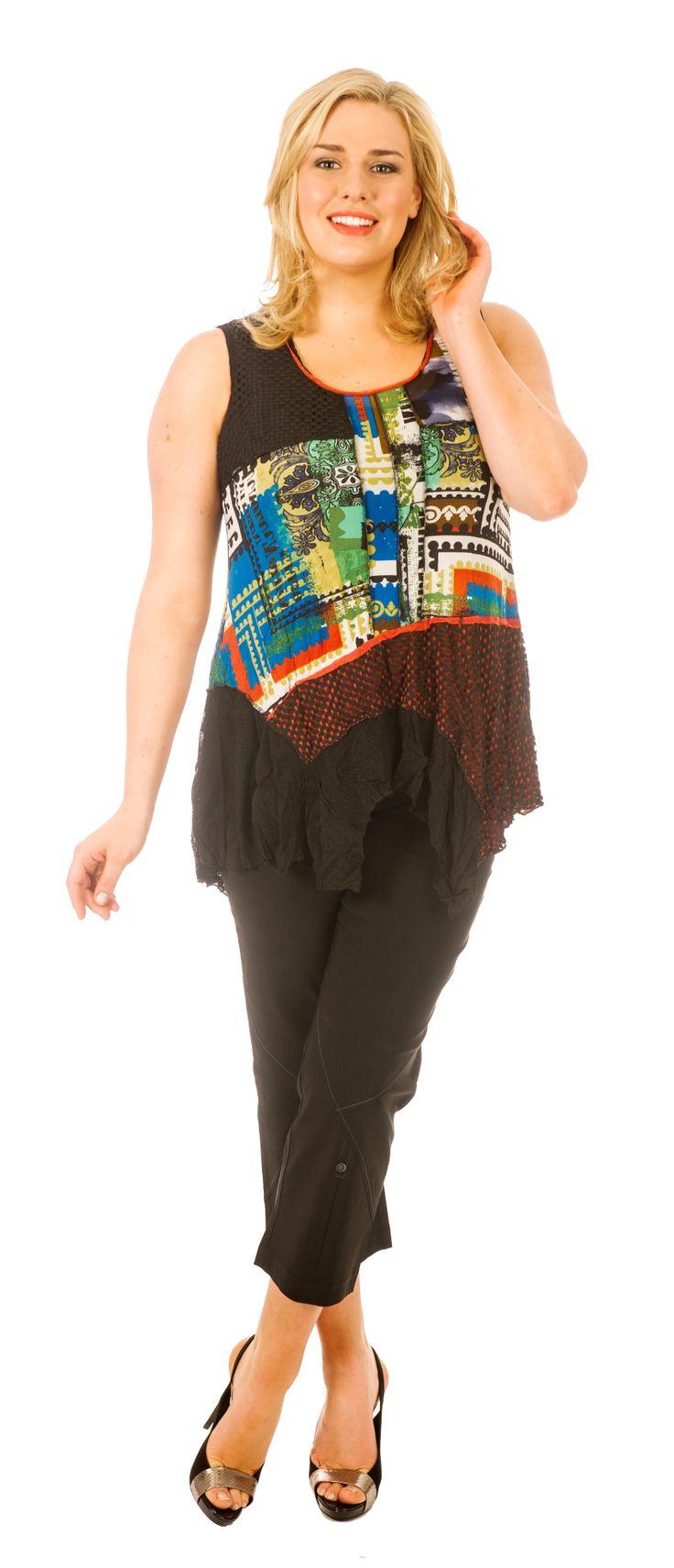 Dresses & Tunics : Clarity Mesh Tunic