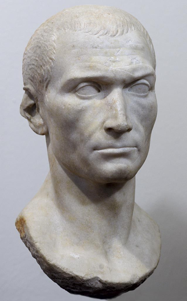 a biography of gaius julius caesar the roman emperor Julius caesar: roman general he was a roman general famous for conquering gaul (now france and belgium) and his subsequent coup d'état he changed the roman republic into a monarchy thus his sole heir was gaius octavian, the first emperor of rome.