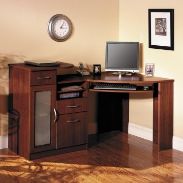 space saver corner desk