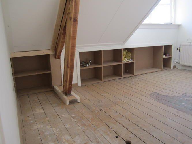 25 beste idee n over zolder verbouwing op pinterest zolder ombouwen afgewerkte zolder en - Idee amenagement zolder klein volume ...