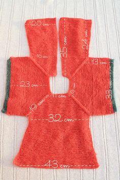 medidas patrón chaqueta punto niña talla 2                                                                                                                                                                                 Más