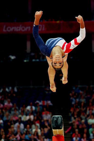 Aly Raisman (fiercefivegymnastics). i really hope i will be able to do stuff like this one day!!!! hopefully i will one day