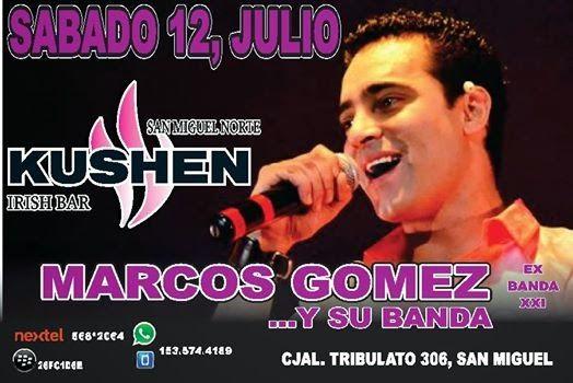 Power on Cuarteto: Marcos Gomez en Buenos Aires