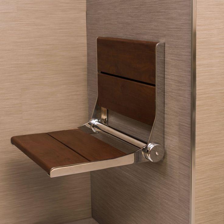 1000 Ideas About Folding Seat On Pinterest Steam Shower