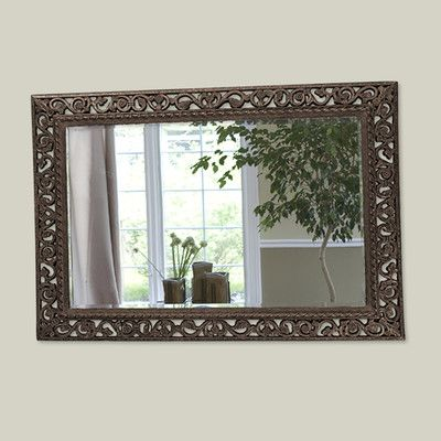You'll love the Bristol Wall Mirror at Wayfair - Great Deals on all Décor  products with Free Shipping on most stuff, even the big stuff.