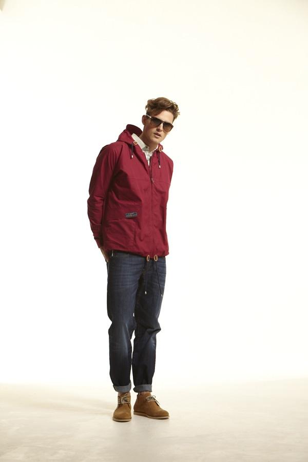 Henri Lloyd Wembury jacket.: Lloyd Springsumm, Fashion Guide, Men Style, Henry Lloyd, Lloyd Wemburi, Red Jackets, Lloyd Spring Summ, Fashion Inspiration, 2012 Keys