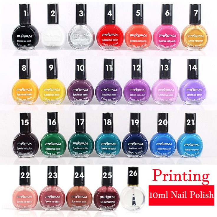 Nail Polish  26 color nail polish oil Stamping 10ml nail stamping polish printing stamp dedicated authentic Sticker Nail art  Printing AS77 ** AliExpress Affiliate's Pin.  Details on this product can be viewed  on AliExpress website by clicking the VISIT button.