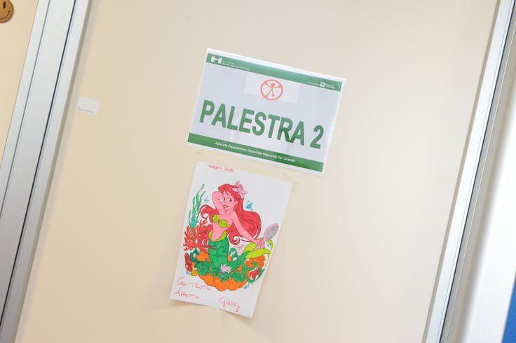 Benvenuti in palestra pediatrica