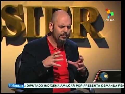 Daniel Estulin en Dossier con Walter Martínez. Venezolana de Televisió...