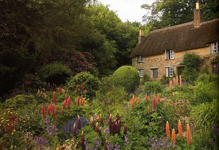 Hardy's Cottage - Higher Bockhampton - Dorchester - Dorset - England - Home of Thomas Hardy