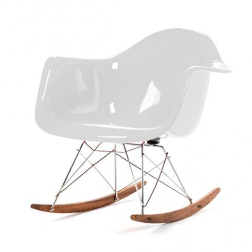 Кресло-качалка детское Eames Plastic RAR