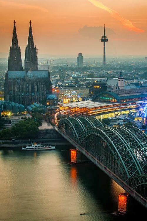 Köln am Rhein, Germany