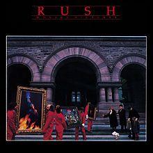 """Rush: """"Moving Pictures"""" album (1981)"""