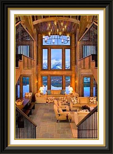 .: Interior, Living Rooms, Window, Livingroom, Dream House, Dream Home, Homes, Mountain House