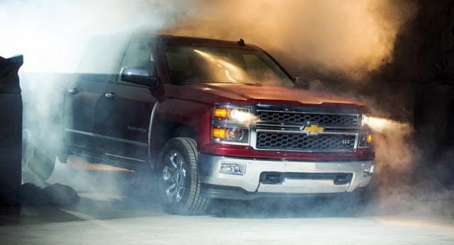 Los Mejores Autos: Chevy Silverado 2014