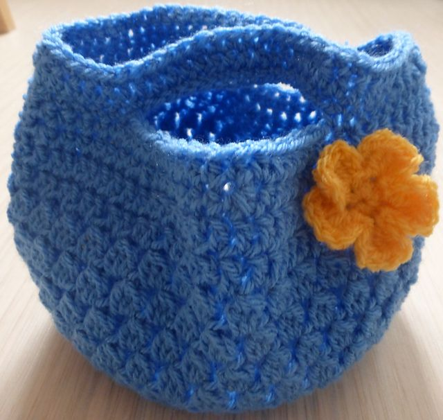 Ravelry: Charity Cluster Bag pattern by Bluebird and Daisy ...