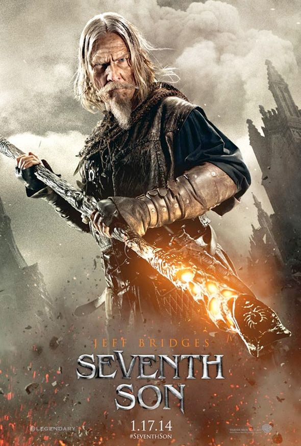 Jeff Bridges Battles Evil in First Trailer for THE SEVENTH SON — GeekTyrant: