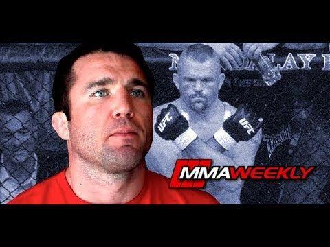 MMA Chael Sonnen Bummed Out Chuck Liddell Fight Won't Happen