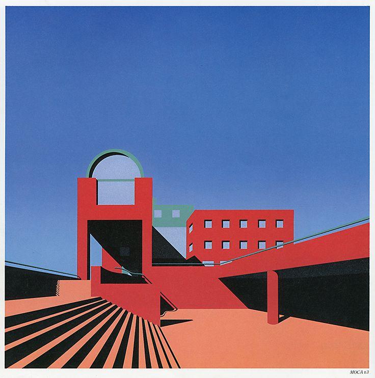 Arata Isozaki. GA Document. 8 1983: 60, Museum of Contemporary Art, Los Angeles