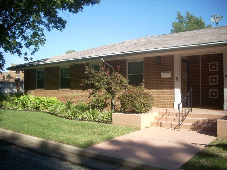 Casa geminada (townhouse)/Casa de fila à venda 1414 E Hartford Unit 8 Ponca City, Oklahoma, EUA with 2 Dormitórios 2 Banheiros