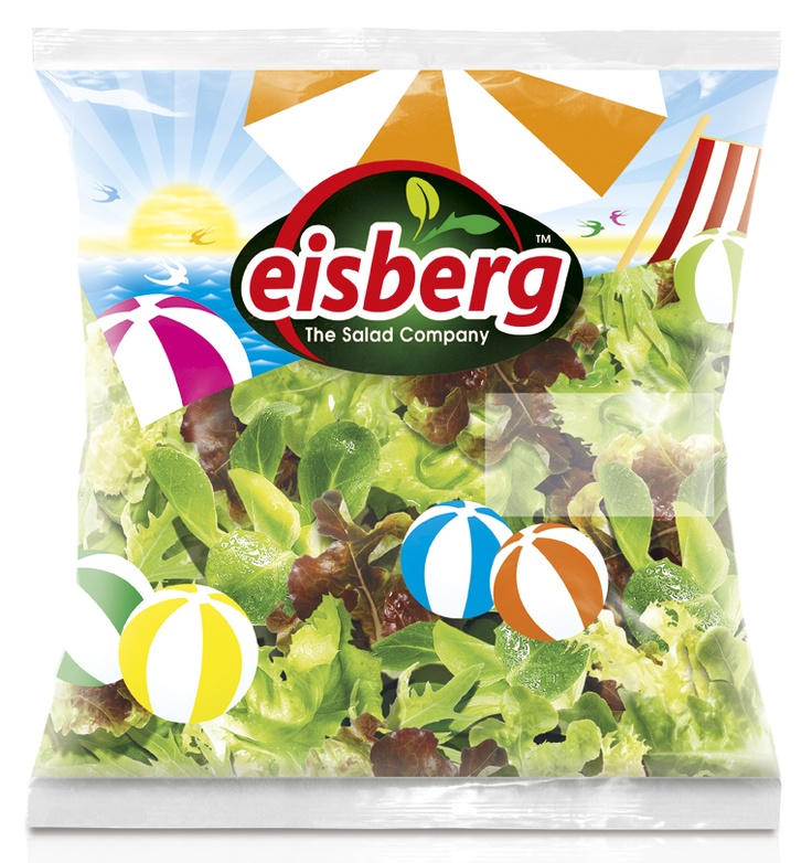 eisberg salad - summer edition, design by daniel wermuth c/o wermuthgrafik.ch, 2011