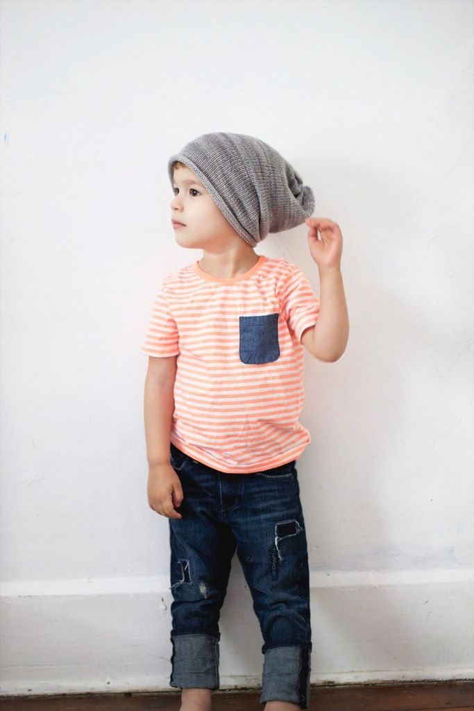 I really hope the little one takes after me where it comes to hats, instead of his dad who hates them.