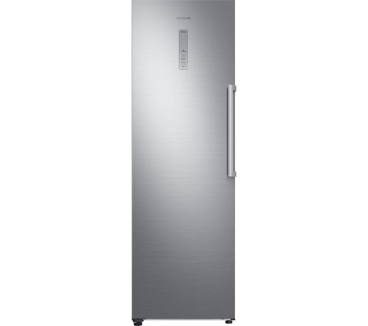 SAMSUNG RZ32M71207F/EU Tall Freezer - Refined Steel