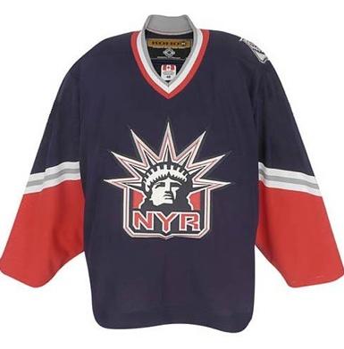 New York Rangers - Statue of Liberty