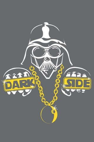 301 best android wallpapers images on pinterest iphone backgrounds the thug life w darth vader voltagebd Images