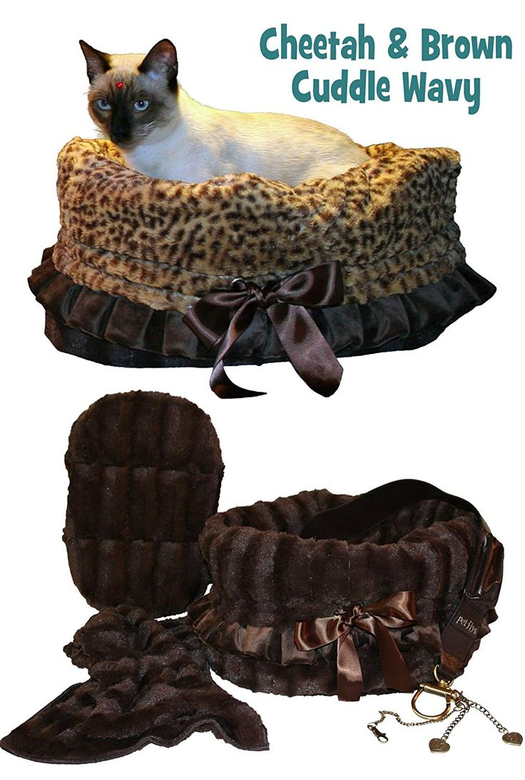 Snuggle Bug Reversible Dog Carrier/Bed >>> Click image for