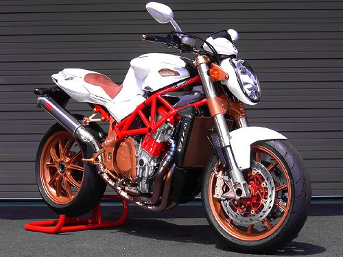 Mv Agusta Brutale 860 Cr 2005 By Moto Corse Bikes I Love