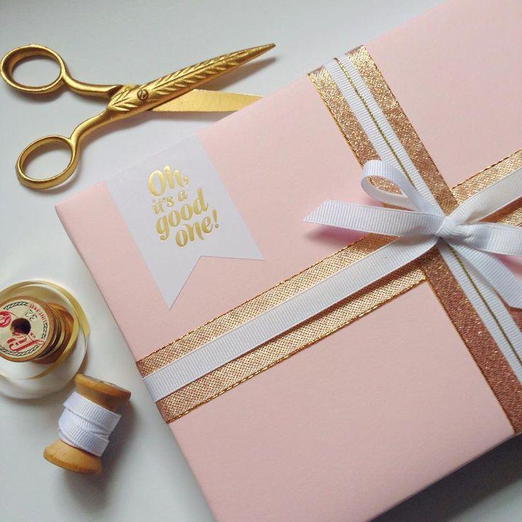Pacote de presente feito à mão:  é muito amor! foto: reprodução #pacotedepresente #diy #natal2016 #achadosdedecoração