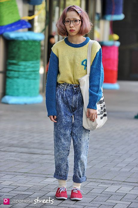 121104-4851 - Japanese street fashion in Shibuya, Tokyo
