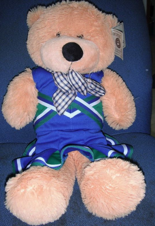 have your team uniform replicated with bear for only $55.
