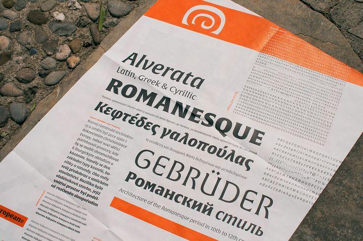 Alverata Poster on Behance