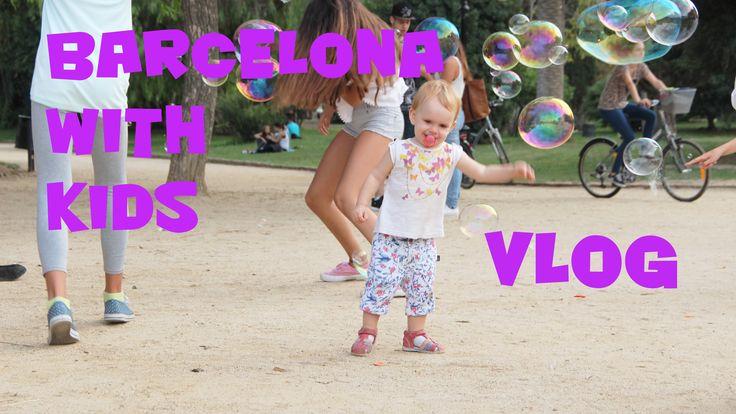 Barcelona Гуляем по парку Ciutadella Как развлечь ребенка в Барселоне