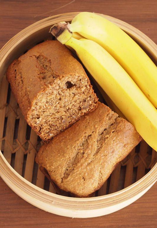 Super easy, delicious moist banana bread recipe!