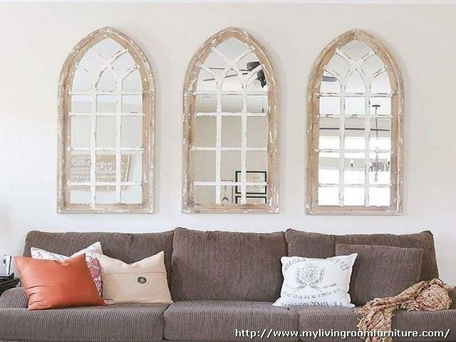 Beautiful Mirrors for Living Room