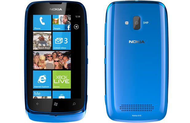 INSIDE Secure Provides NFC Tech In Nokia Lumia 610 NFC