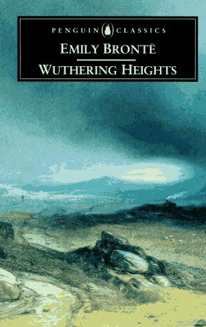 """Wuthering Heighs"" by Emily Bronté"