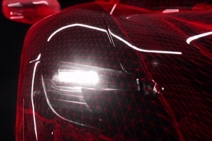 Ferrari: video teaser of the hybrid supercar at J-1