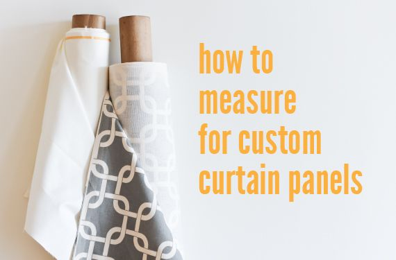 Floor Length Curtain Calculation Window Measurement = 84″ Subtract the Distance = -1/2″ Add your Bottom Hem = +4″ Add your top and bottom seam allowance = +1″ Add your top opening for curtain rod = +3″ Total Length of fabric needed = 91 1/2″
